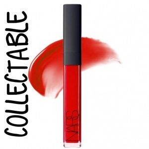 NARS Andy Warhol Larger ThanLife Lip Gloss RED